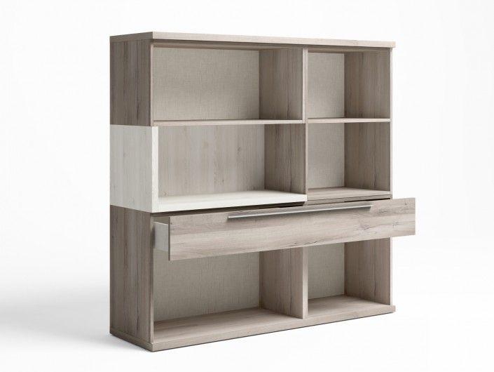 Mueble de sal n modular tobacco pizarra for Catalogo de muebles de salon en merkamueble