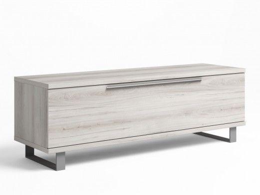 Mueble de salón modular roble /camel