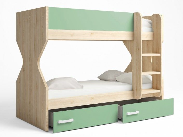 Mueble cama merkamueble 20170827122451 for Muebles de salon color blanco