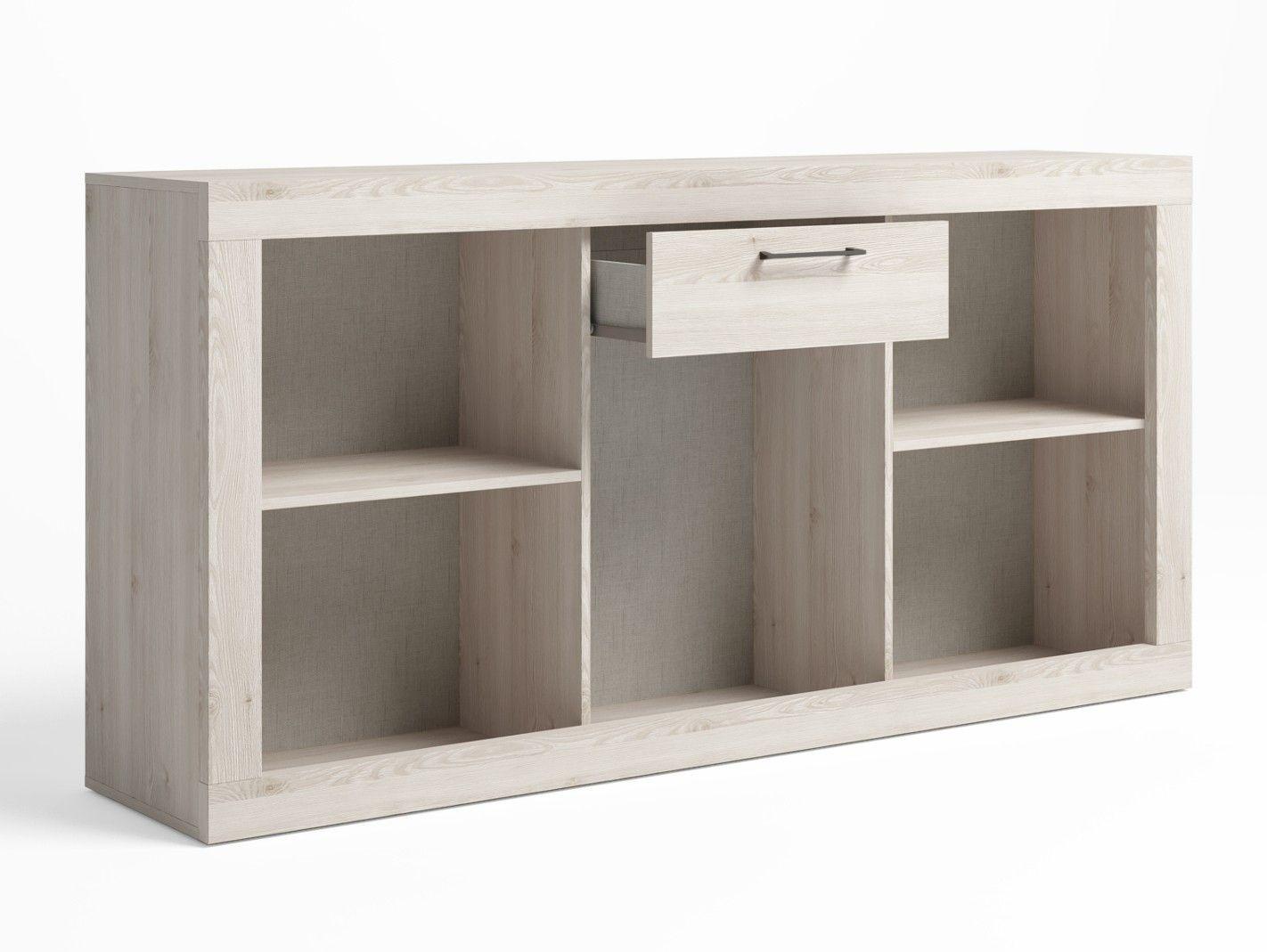 Muebles dormitorio juvenil moderno 20170723215141 for Dormitorio blanco y madera