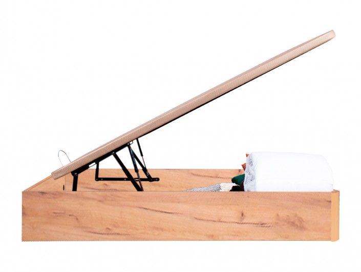Dormitorio de matrimonio colores bambú/blanco