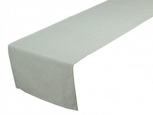 Reposapiés metal gris asiento tejido gris SUBUH