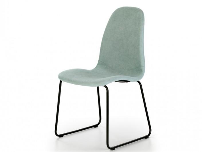 sof cama clic clac tapizado en tela color verde. Black Bedroom Furniture Sets. Home Design Ideas