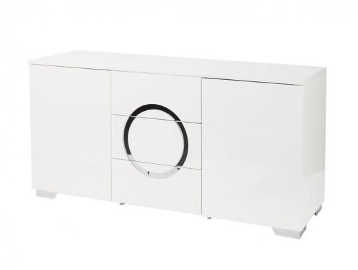 Mesa escritorio roble antracita