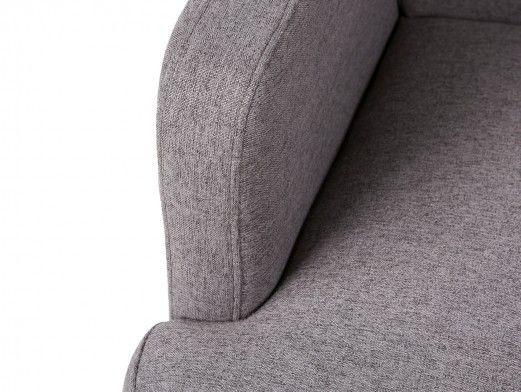 Mueble de salón modular roble/gris