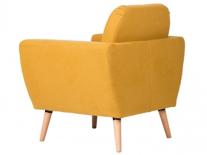 Sofá con chaise longue modelo Pamela