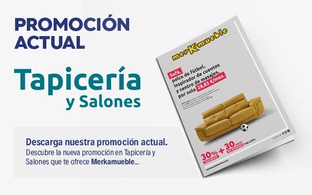 Promoción Tapicerías