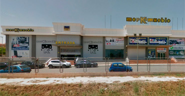 Merkamueble Alicante - San Juan