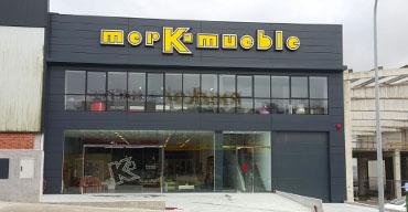 Tiendas merkamueble for Muebles compostela