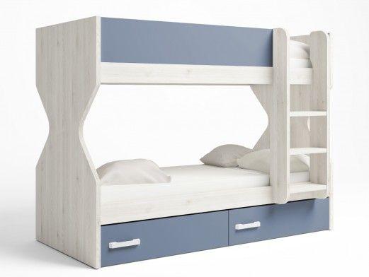 Litera 2 camas con 2...