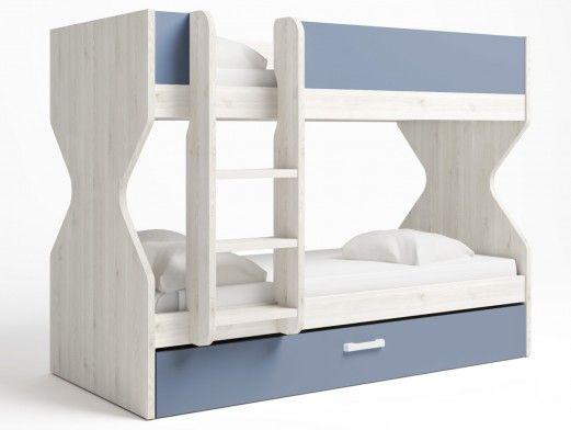 Litera 3 camas con nido...