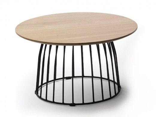Mesa de centro redonda...