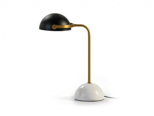 Lámpara de sobremesa metal...