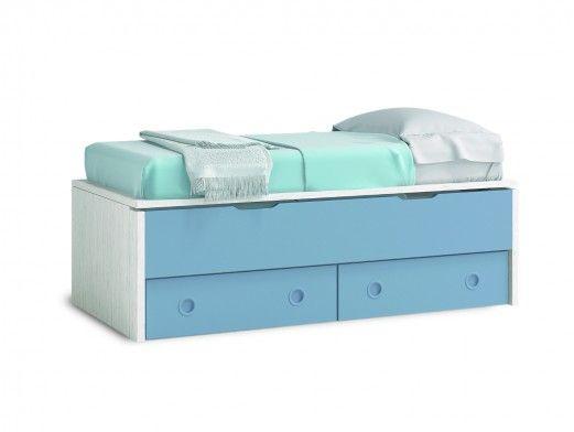 Compacto 2 camas y 2...