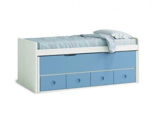 Compacto 2 camas y 4...