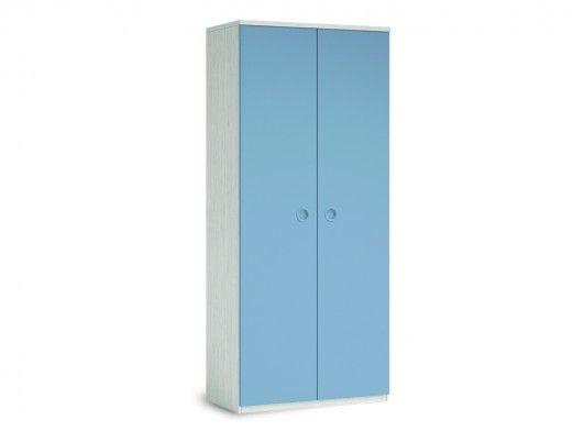 Armario 2 puertas color...