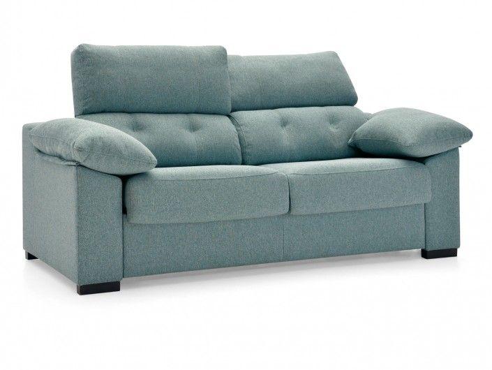 Sofá cama sistema de apertura italiano tapizado mar  merkamueble