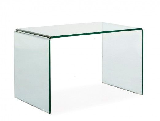 Mesa de comedor fija cristal  merkamueble