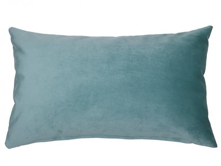 Cojín Velvet aqua  merkamueble
