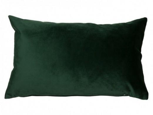 Cojín Velvet verde