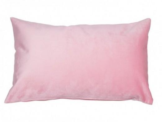 Cojín Velvet rosa  merkamueble