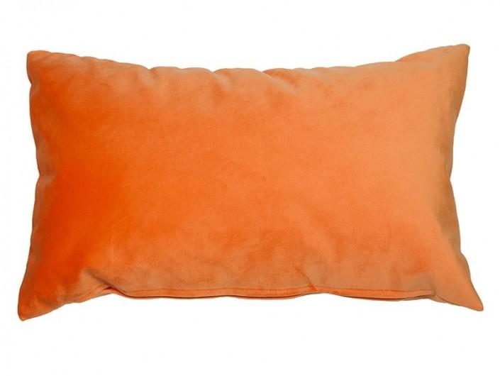 Cojín Velvet naranja  merkamueble