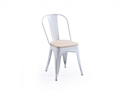 Pack 4 sillas vintage de...