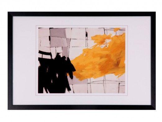 Cuadro abstracto  merkamueble