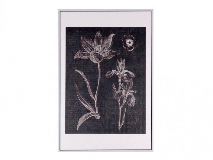 Cuadro floral  merkamueble