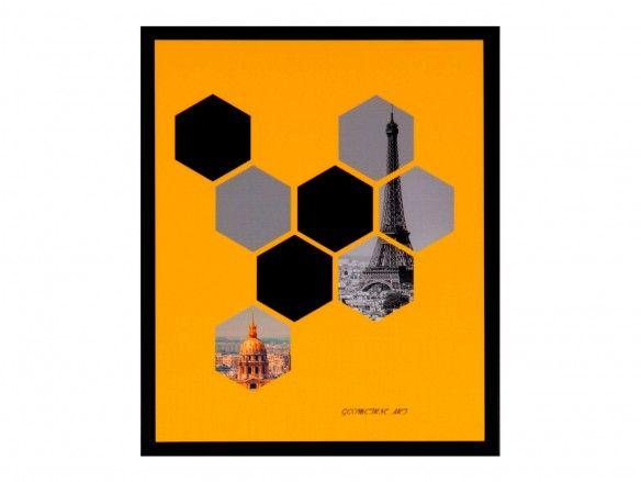 Cuadro geométricos  merkamueble