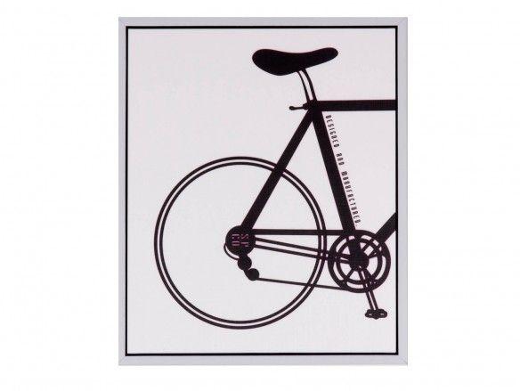 Cuadro bicicleta  merkamueble