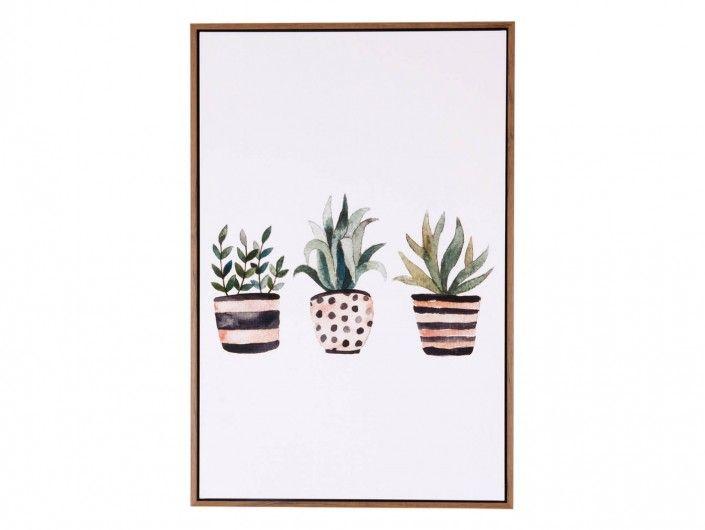 Cuadro plantas  merkamueble