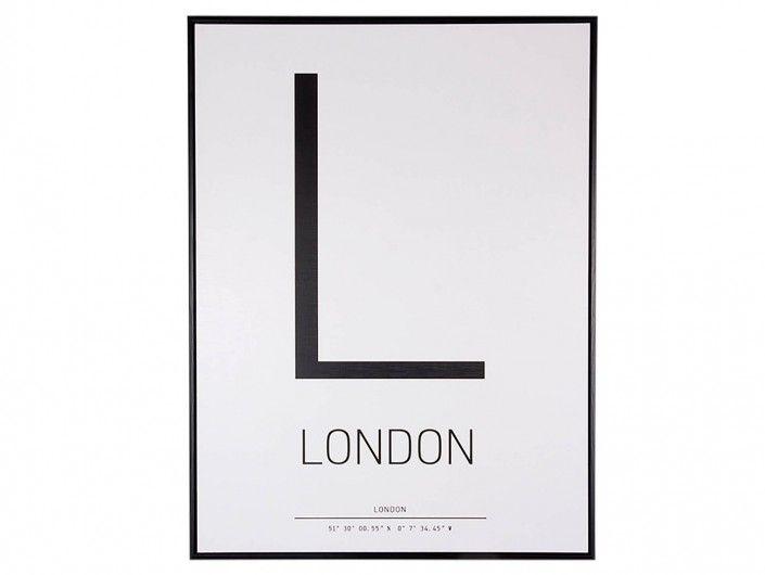 Cuadro London  merkamueble