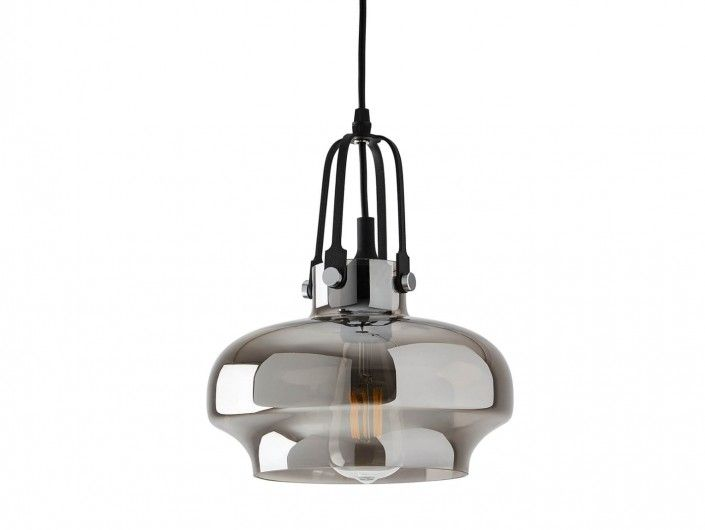 Lámpara de techo cristal  merkamueble