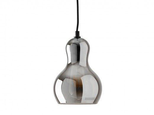 Lámpara de techo cristal