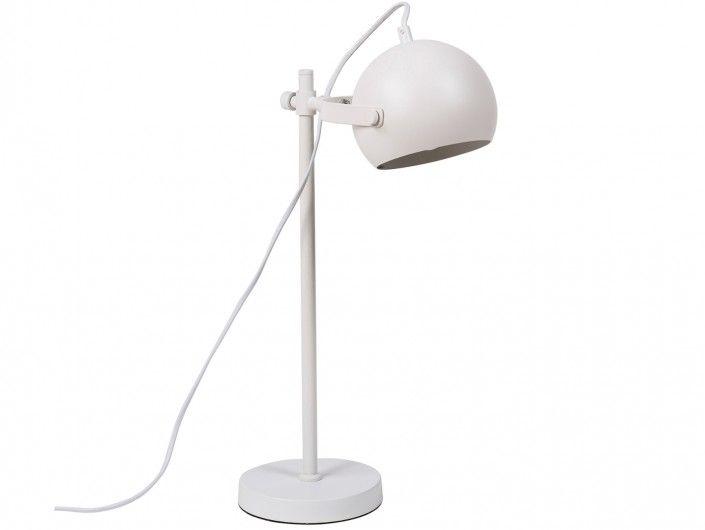 Lámpara de sobremesa metálica  merkamueble